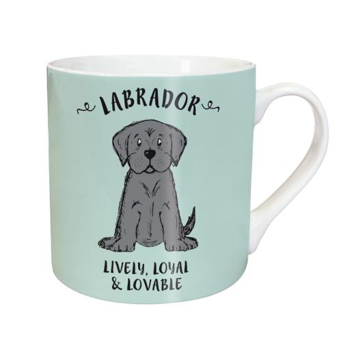 Tarka Mugs - Lively Labrador