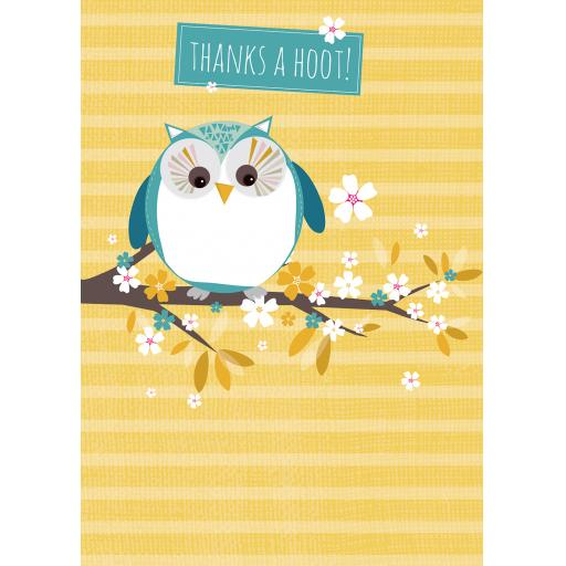 Notecard Pack - Little Owl