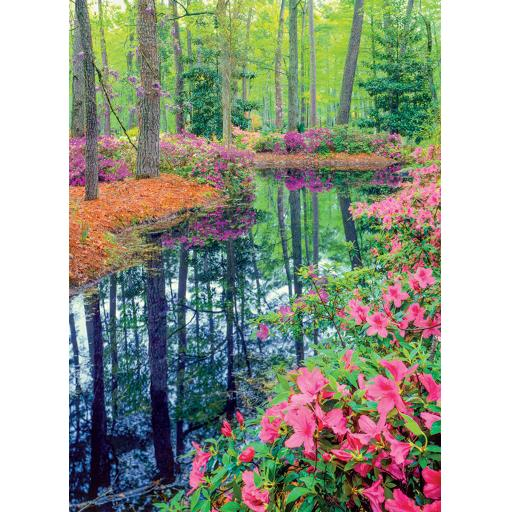 Beautiful Blanks Card - Beautiful Garden