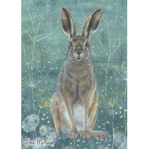 Notecard Pack - Enchanted Hare