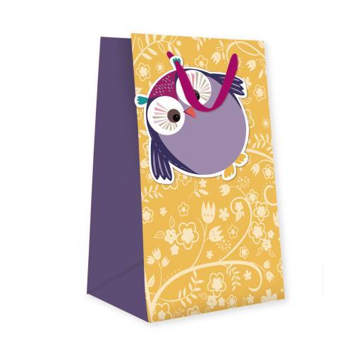Gift Bag (Small) - Owl