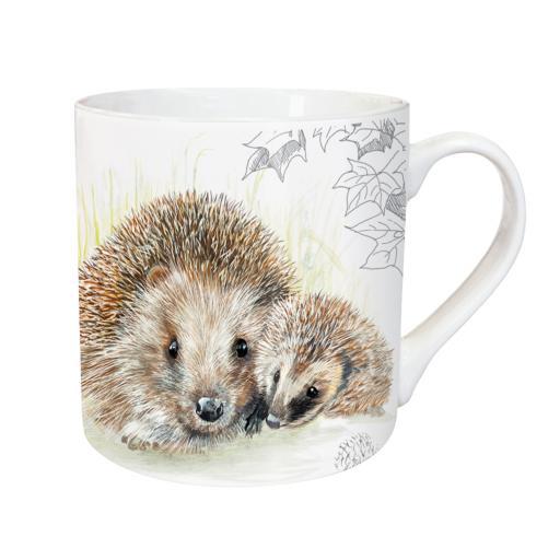 Tarka Mugs - Hedgehog