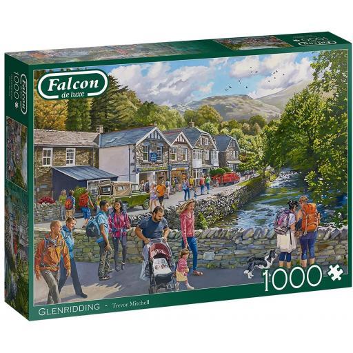 Glenridding 1000 Piece Jigsaw