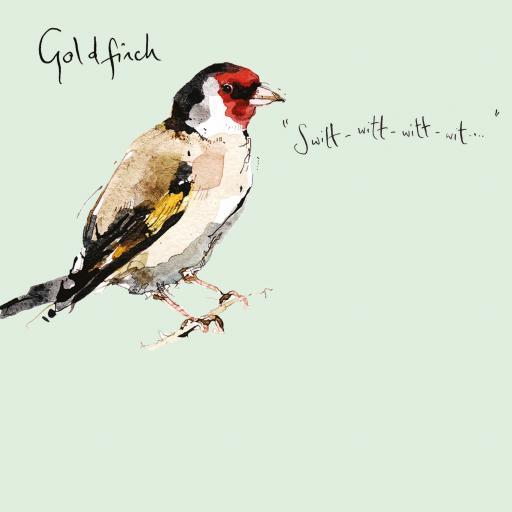 Madeleine Floyd - The Dawn Chorus - Goldfinch