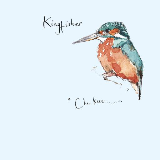 Madeleine Floyd - The Dawn Chorus - Kingfisher
