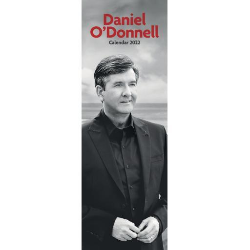 Daniel O Donnell Slim Calendar 2022