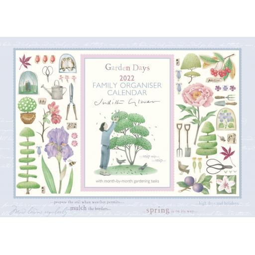 Garden Days WTV A4 Planner 2022