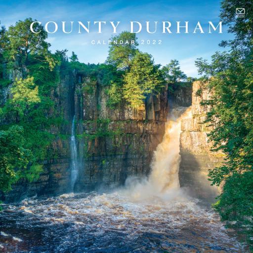 County Durham Wall Calendar 2022
