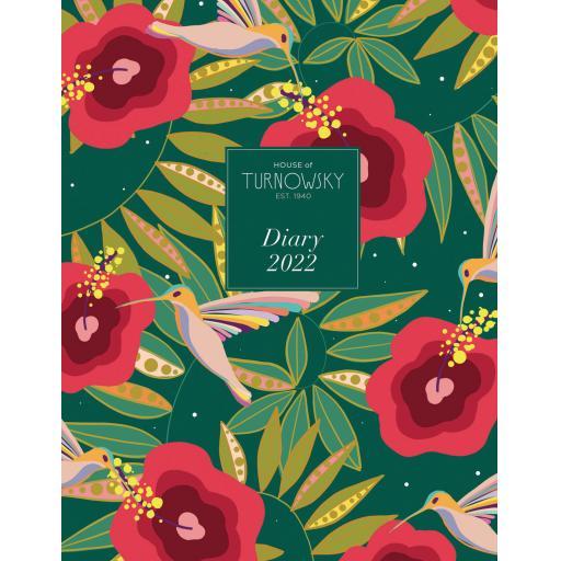 House of Turnowsky Dlx Diary 2022