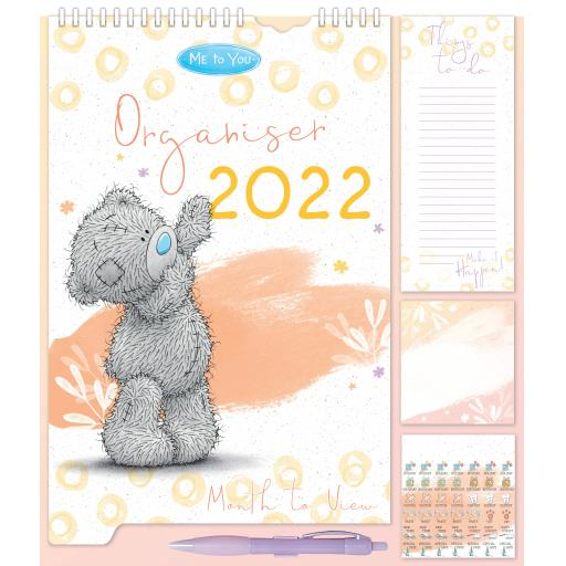 Me To You Classic Household Dlx Planner 2022