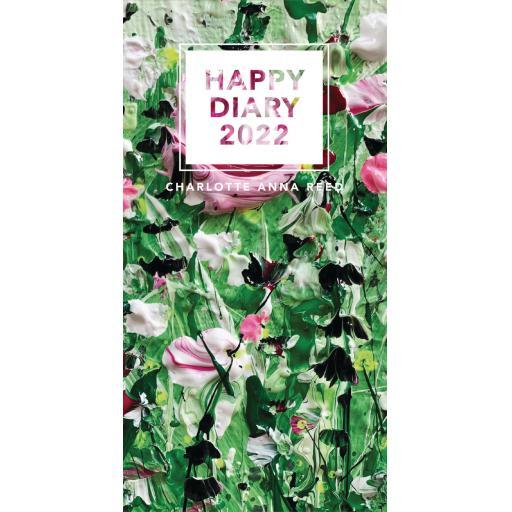 Happy Diary Slim Diary 2022