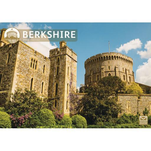 Berkshire A4 Calendar 2022