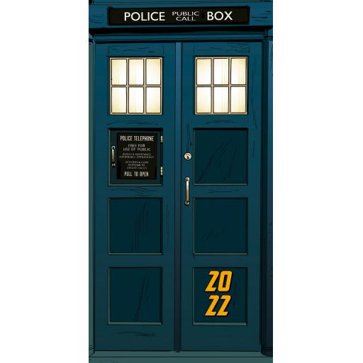 Dr Who Slim Diary 2022