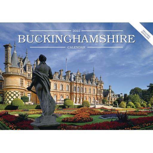 Buckinghamshire A5 Calendar 2022