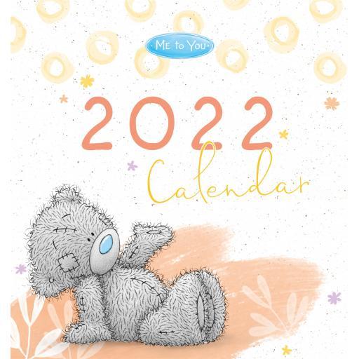 Me To You Classic Easel Calendar 2022