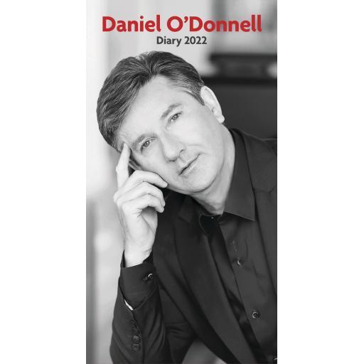 Daniel O Donnell Slim Diary 2022