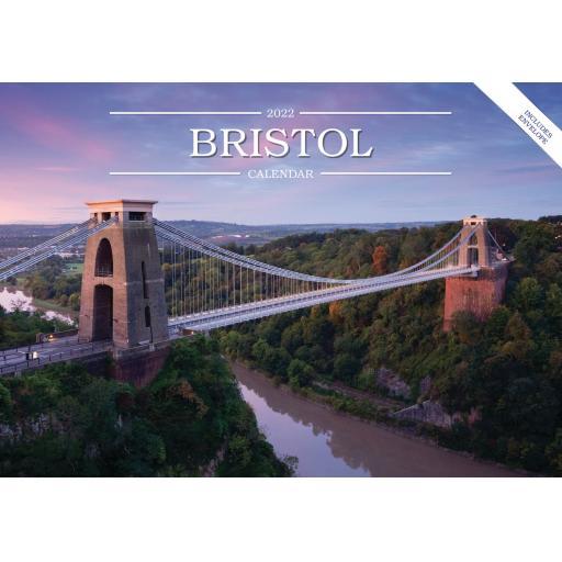 Bristol A5 Calendar 2022
