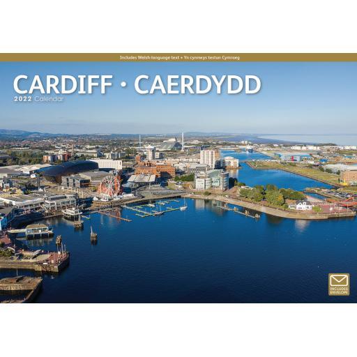 Cardiff A4 Calendar 2022
