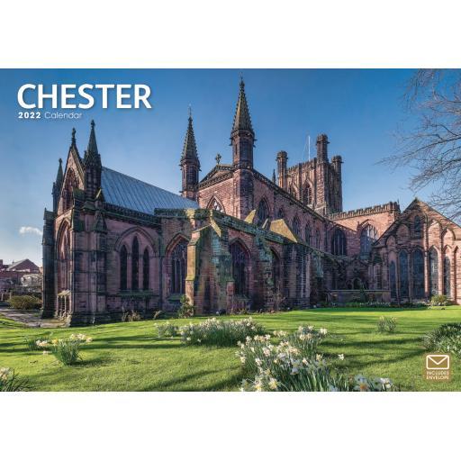 Chester A4 Calendar 2022
