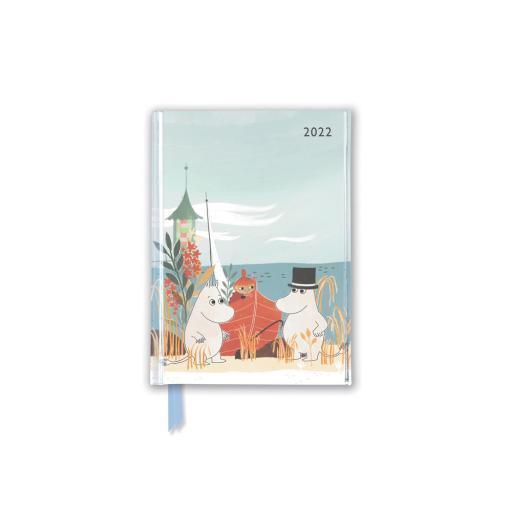 Moomin A6 Diary 2022