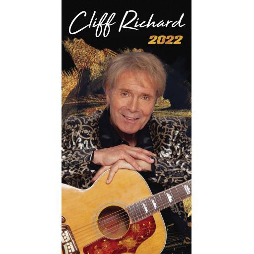 Cliff Richard Slim Diary 2022