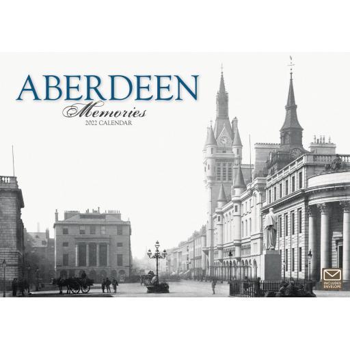 Aberdeen Memories A4 Calendar 2022