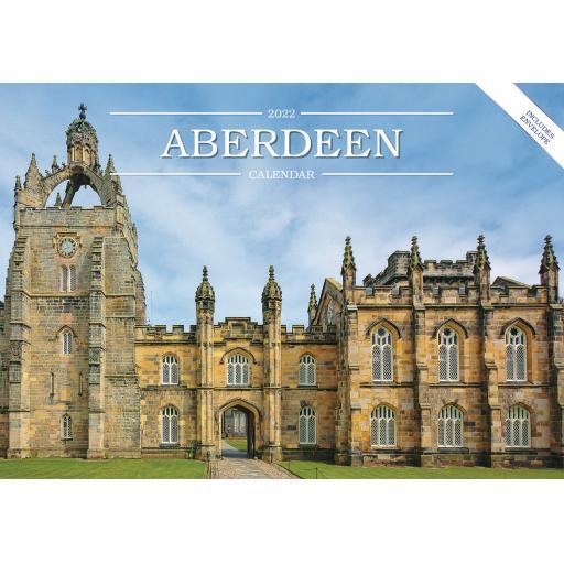 Aberdeen A5 Calendar 2022