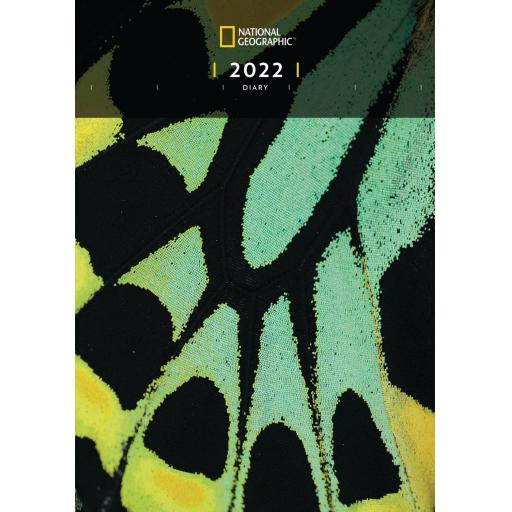 National Geographic A5 Diary 2022