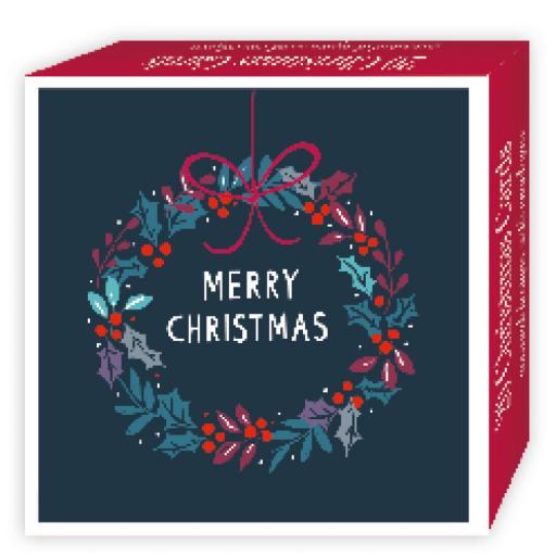 Assorted Christmas Cards - Merry Christmas To You