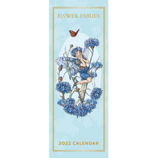 Flower Fairies Slim Calendar 2022