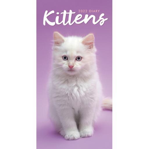 Kittens Slim Diary 2022