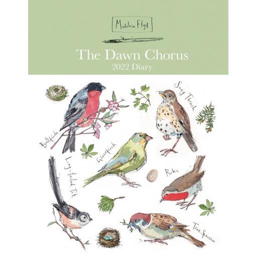 Madeleine Floyd The Dawn Chorus Dlx Diary 2022