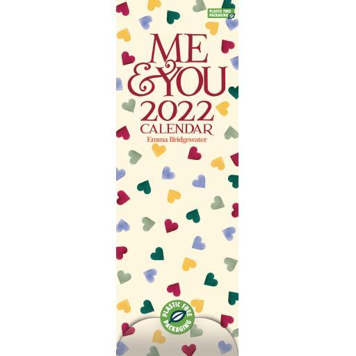 Emma Bridgewater Me & You Slim Planner 2022 (PFP)