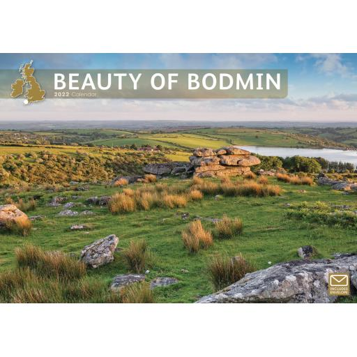 Beauty of Bodmin A4 Calendar 2022