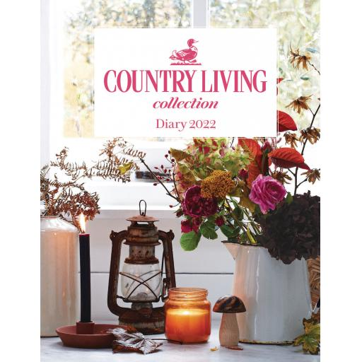 Country Living Dlx Diary 2022