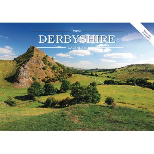 Derbyshire A5 Calendar 2022