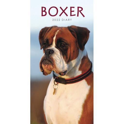 Boxer Slim Diary 2022