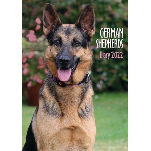 German Shepherd Egmt Diary 2022
